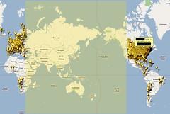 091022 - 線上遊戲『大富翁 Monopoly City Streets』死亡地帶橫跨半個地球。『銀魂』確定將登上大銀幕。