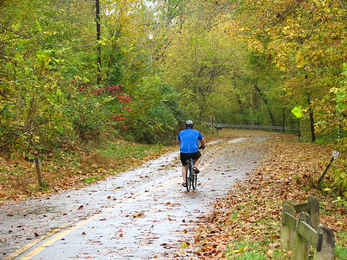 grant's fall bike ride