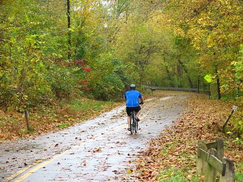 grant's fall bike ride
