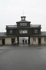 Buchenwald main entrance [6/6]