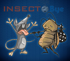 Ilustrao Insect Bye (Click Designer) Tags: ilustrao ilustracao ilustraes ilustracoes insectbyeilustraesilustracoes