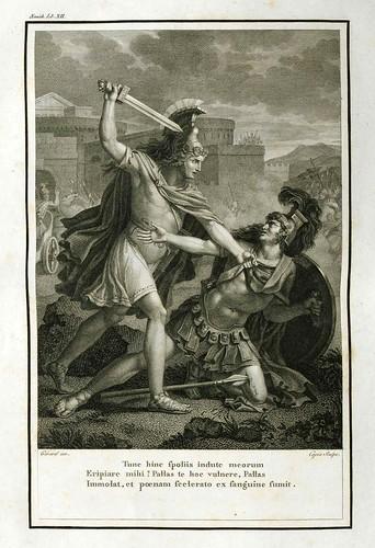 010-Publius Virgilius - Bucolica, Georgica, Et Aeneis – 1798- ©Bayerische Staatsbibliothek
