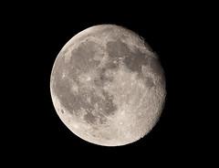 Moon (BrianReid) Tags: moon ii 200 l f28 ef teleconvertor 20x 40d ef200f28lii