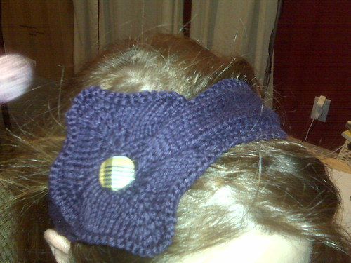 My Twin Cities Headband...