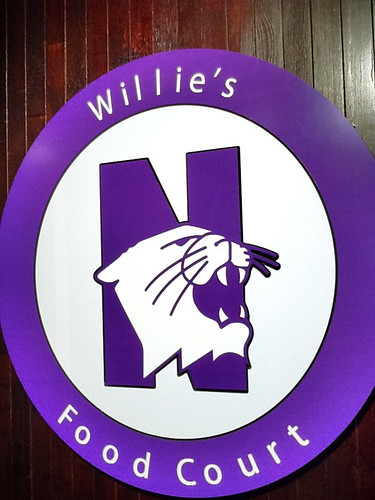 Willie's Food Court at Northwestern