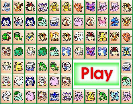Chơi game pikachu