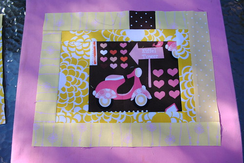 BSPDU ~ May blocks for Emma #3
