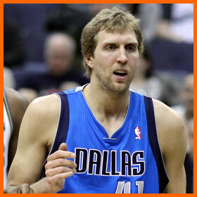 Pictures of Dirk Nowitzki