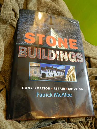 Stone Buildings by Patrick McAfee