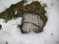 DSC00313 (Jason Church) Tags: snow cemetery graveyard stone wv westvirginia harpersferry buired