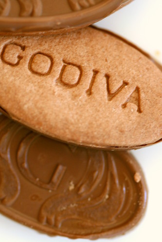 Godiva Raspberry premiere biscuits