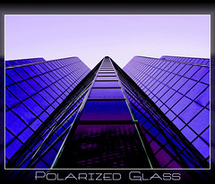 ~ Polarized Glass~ (ViaMoi) Tags: new blue canada color colour reflection building glass modern canon photography media purple ottawa newmedia canadian polarized polarizing mywinners platinumphoto aplusphoto theunforgettablepictures viamoi onephotoweeklycontest photographybyviamoi 100commentgroup