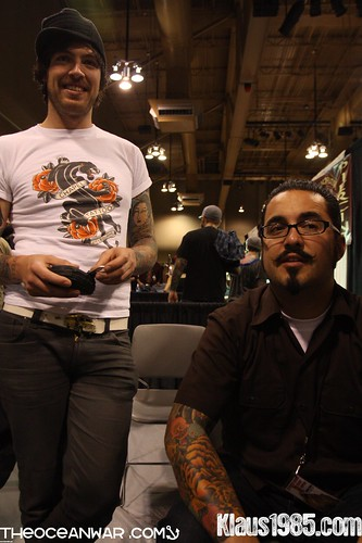 Carlos Spencer Tattoo: jae and spencer