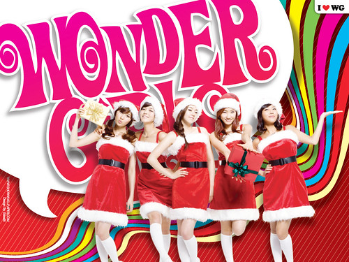 wonder girls wallpaper. My Wonder Girls wallpaper colletions