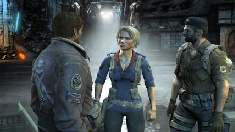 Resistance Retribution screenshot - Bouchard Story Intro