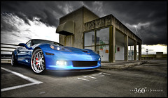 "360 Forged ""Blue Devil"" Z06 on Mesh Eight (360 Forged) Tags: blue roof sky clouds dark nikon florida miami top garage parking wheels lot 360 jetstream adobe devil lightning d200 rims corvette hdr forged vette concave lightroom z06 hre jsb vossen 1707 hrewheels adv1 vossenwheels 360forged advanceone deepconcave adv1wheels adv05"