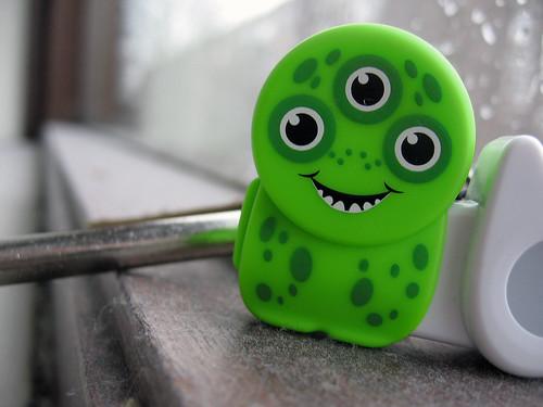 Alien Poken