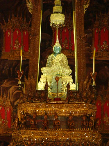 The Emerald Buddha - Bangkok