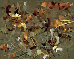 curves-120014133 (mark knol) Tags: wallpaper abstract color art leaves mark flash curves experiment generative ribbon generated actionscript knol as3 markknol