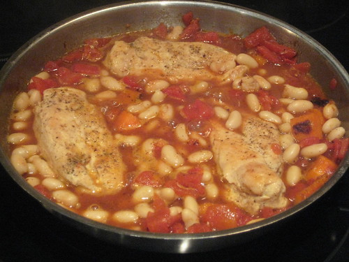 chicken and bean stew 012509 003