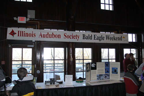 Illinois Audubon Society Bald Eagle Weekend