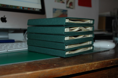 Batch book project