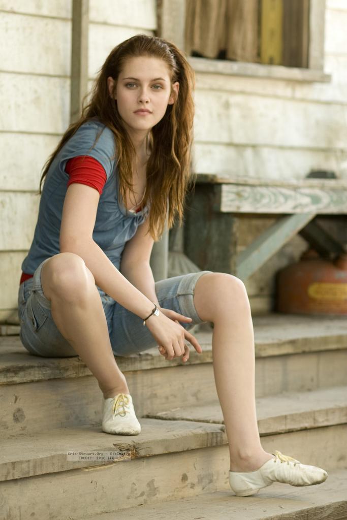 sexy Kristen Stewart The Yellow Handkerchief