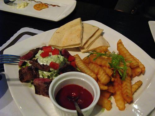 查爾斯餐廳 牛肉pita