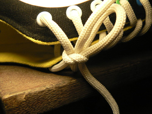 2009 Challenge - Day 29: Shoelaces