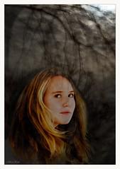 In moonlight (mormoralice) Tags: portrait oneofakind moonlight amalie specialeffect justonelook mykindofpicturegallery superportraits autorretratoydetalles afemalenordiceye portraitunlimited visuelarts