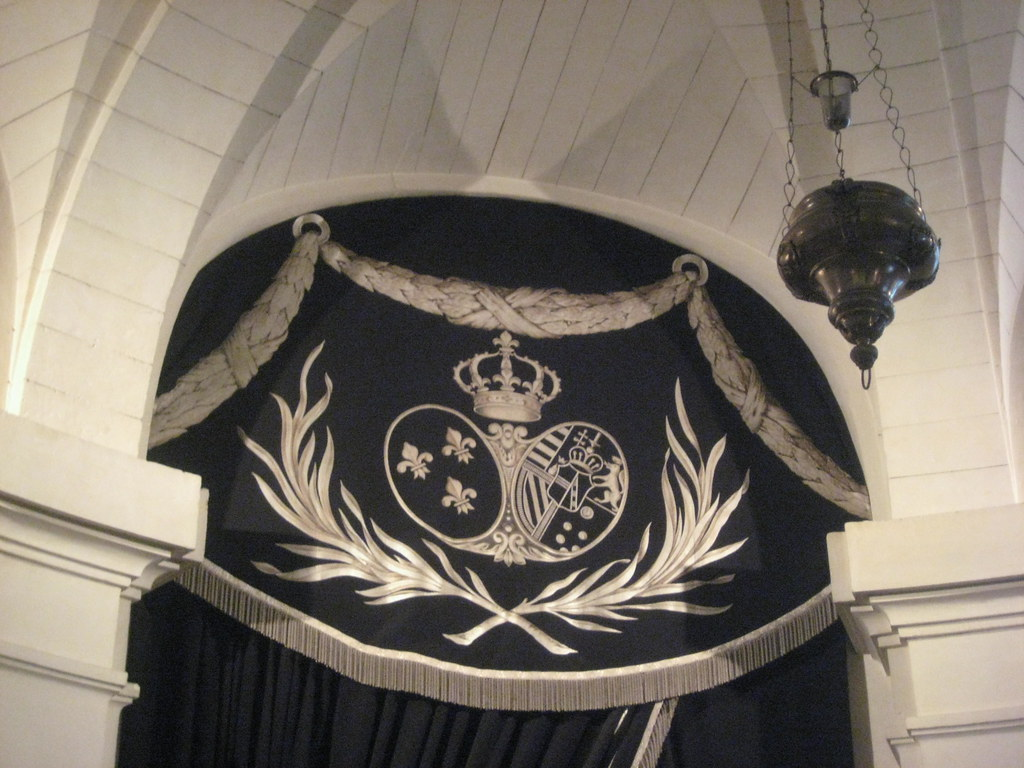 Hangings with Coats of Arms