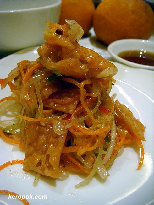 Prosperity Salmon Yu Sheng