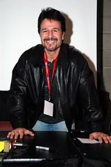 Comic book artist John Romita, Jr.