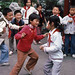 Children at play, Yuyuan garden (豫园), Shanghai, 1983