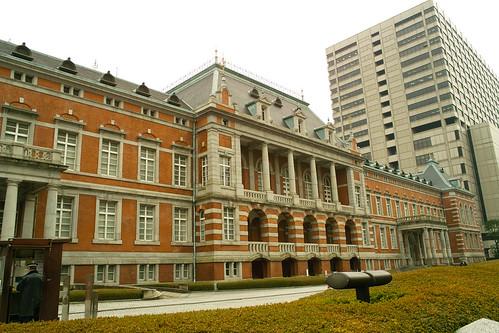 法務省旧本館 old Ministry of Justice
