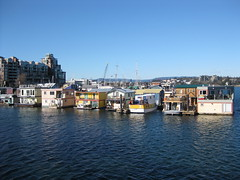 Float Homes (jamica1) Tags: canada bc pacific columbia british houseboats