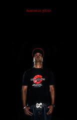 Thank God...Always! (BigBoyDrums (www.hectorcruzphoto.com)) Tags: musician music hat studio clothing nikon sigma mc pakistani hiphop hip hop oc rapper ringflash emcee d300 alienbees lrg sb24 strobist beatjunkie abr800 1850mm28 cybersyncs hmcphotography bigboydrums