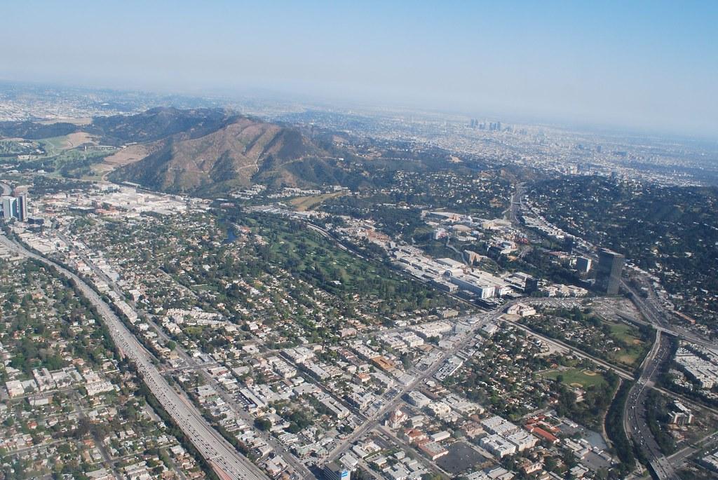 Santa Monicas' Burbank & LA
