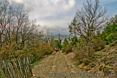 Trekking to Karacasu Village by voyageAnatolia