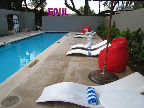 St. Cecilia's Pool