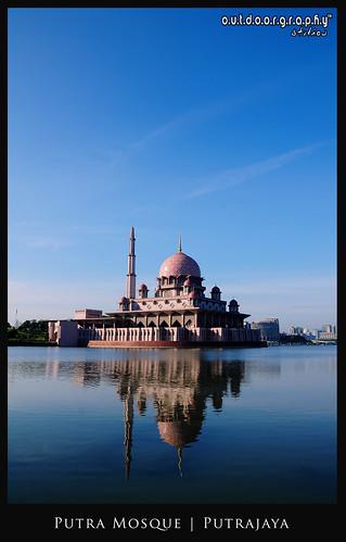 Putra Mosque | Putrajaya