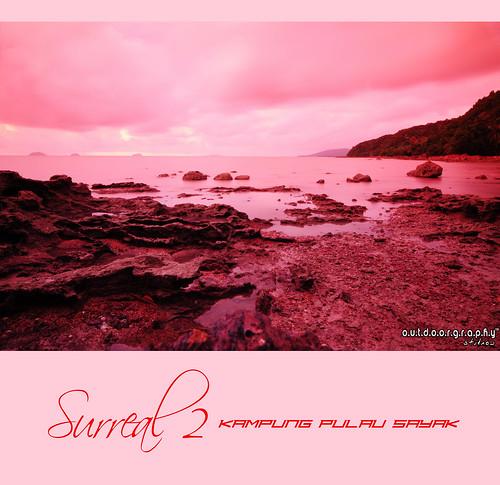 Pulau Sayak Sunset #3 (Cokin)