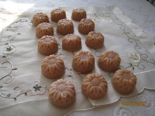 甜杏酪乳皂_Vicky 媽咪