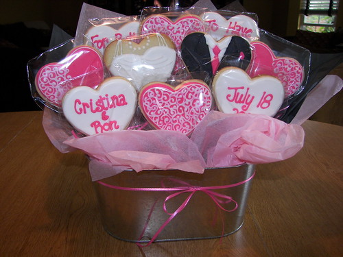 Flickriver Photoset Cookie Bouquets By Creativecookies