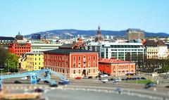 Little Oslo (larigan.) Tags: oslo miniature hms tiltshift coth tiltshift12 fakeeffect bispegata larigan phamilton happyminiaturesunday gettyimagesnorwayq1