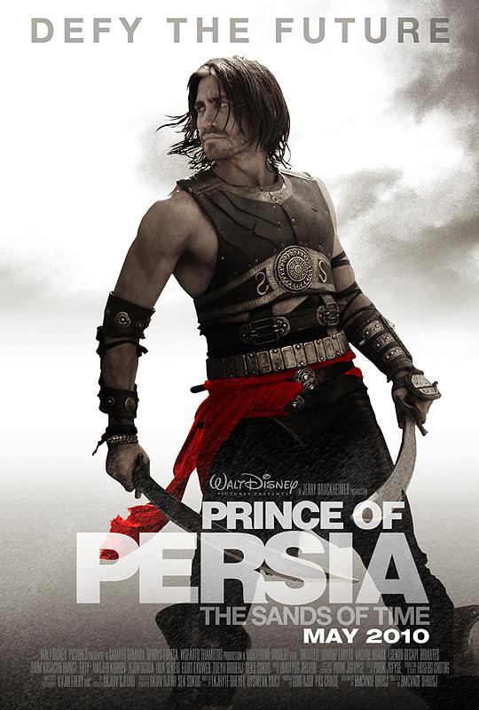 poster Príncipe de Persia: Las Arenas del Tiempo
