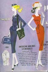 stewardess (lorryx3) Tags: vintage barbie stewardess vintagebarbie barbiestewardess