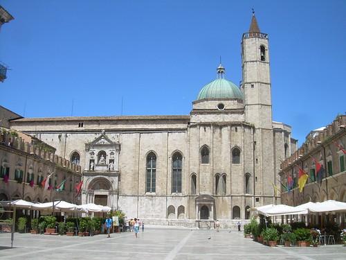Piazza del popolo - Ascoli Piceno by Giorgio Tomassetti, on Flickr