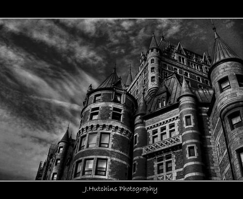 Spooky Chateau Frontenac