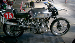 HRD Vincent (dalinean) Tags: bike vintage collie 1938 vincent motorbike motorcycle wa racers westernaustralia hrd motorplex